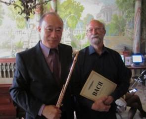 工藤重典&リチャード・シーゲル デュオ・リサイタルShigenori Kudo & Richard Siegel - Duo Recital